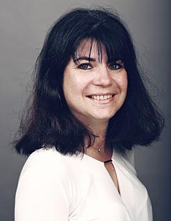 Sylvie Parfum, directrice Orléans Pépinières