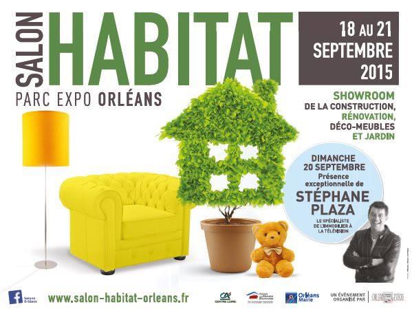 Clim concept au salon de l 39 habitat orl ans p pini res for Salon habitat orleans